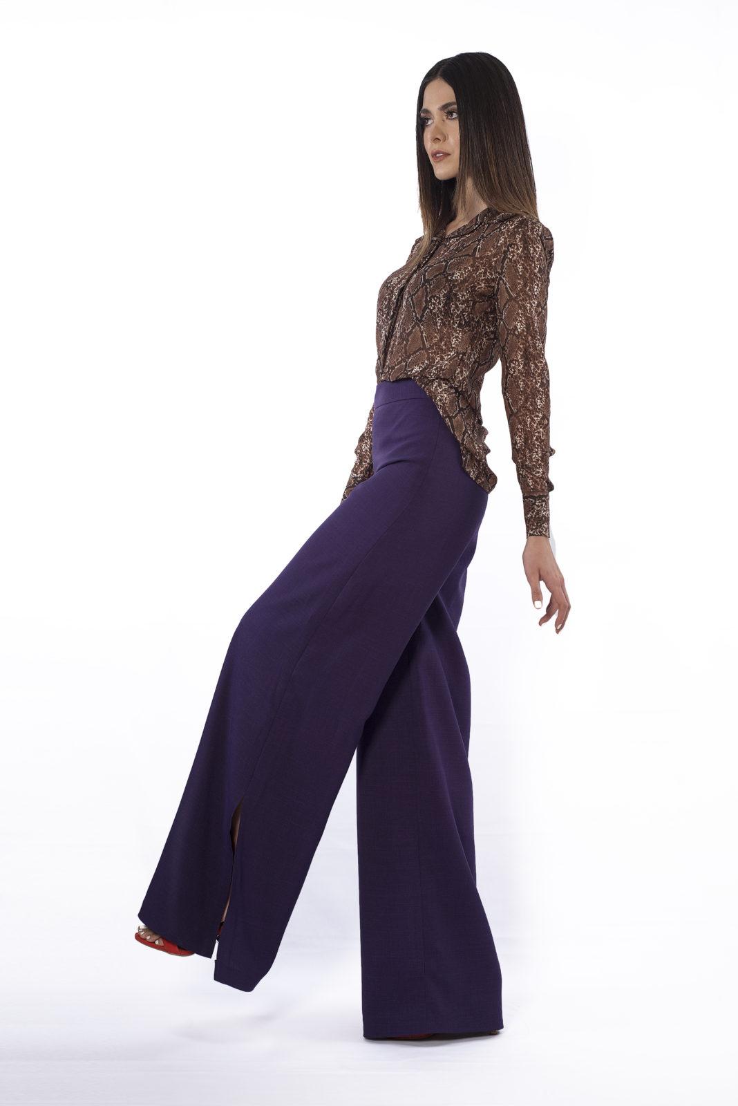 Pantalon Pata De Elefante Diana Altamirano
